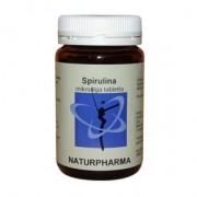 Naturpharma Spirulina alga por tabletta - 120 db tabletta