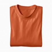 Ecologisch T-Shirt voor HEM & HAAR, terracotta