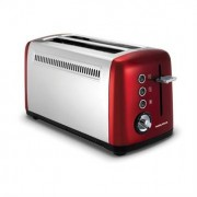 Morphy Richards Grille-pain Accents 2 tranches rouge Morphy Richards