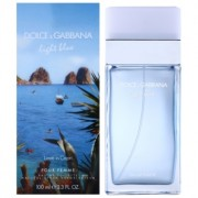 Dolce & Gabbana Light Blue Love in Capri Eau de Toilette para mulheres 100 ml