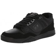 DC Men s Stag 2 Skate Shoe Black 7 D(M) US