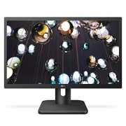 "AOC 27E1H 27"" Full HD 1920x1080 Monitor, IPS Panel, 5ms, FlickerFree, HDMI/VGA, VESA Compatible, EPEAT Silver, EnergyStar"