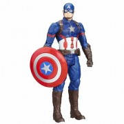 Marvel Civil War Captain America Titan Hero Series 12 inch (blue)
