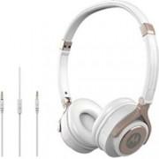 Слушалки Motorola Pulse Max, 3.5 мм жак, бели
