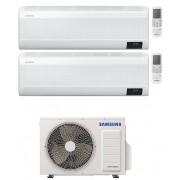 Samsung Windfree Elite Samsung Condizionatore Dual Split 7000+12000 Btu Inverter Wifi Aj040txj2kg A+++ New 2020