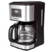 Cafetiera HCM-D915, 900W, 1.5L, Timer, LCD, Negru/Inox