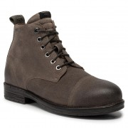 Обувки PEPE JEANS - Tom Cut Med Suede PMS50177 Stag 884