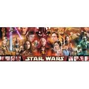 Puzzle panoramic Ravensburger - Star Wars, 1.000 piese (15067)