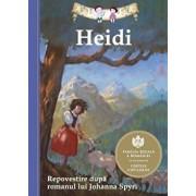 Heidi. Repovestire/Johanna Spyri