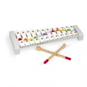 Janod xylofoon met 12 toonbalkjes