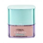 L´Oréal Paris True Match Minerals Skin-Improving Fondotinta in polvere 10 g tonalità 3.N Creme Beige donna