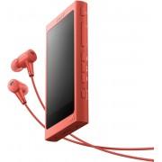 Sony NW-A45HN - Walkman – Hi-Res Audio MP3 speler – 16GB – Rood