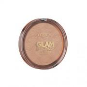 L'oreal paris glam bronze maxi terra 01 portofino leggera
