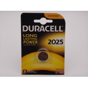 Duracell DL2025 / CR2025 baterie litiu 3V blister 1