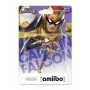Figurina Nintendo Amiibo Super Smash Bros Captain Falcon Nintendo Wii U