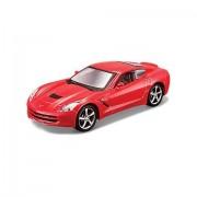 """Maisto - 4.5"""" Chevrolet Corvette Stingray 2014 (Red - 1/43)"""