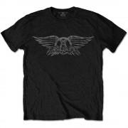 Aerosmith: Vintage Logo (tricou)
