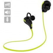 Deals e Unique Wireless Bluetooth Headphone Sports On Ear Wireless Headphones With Mic(Multi-Color)