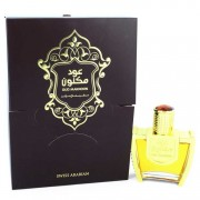 Swiss Arabian Oud Maknoon Perfume Eau De Parfum Spray (Unisex) 3.4 oz / 100.55 mL Men's Fragrances 546329