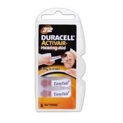 Baterii auditive zinc-aer Duracell DA 312