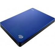 "Seagate Extern hårddisk 2.5"" Seagate Backup Plus USB 3.0 1 TB Blå"