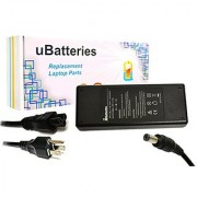 UBatteries Laptop AC Adapter Charger Toshiba Satellite L305D-S5874 L305D-S5881 L305D-S5882 L305D-S58821 L305D-S5889 L305D-S5890 L305D-S5892 L305D-S5893 L305D-S5895 L305D-S5897 - 90W 19V