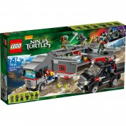 LEGO Turtles Big Rig sneeuwontsnapping 79116