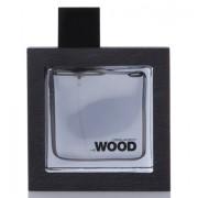 He wood silver wind - Dsquared2 100 ml EDT SPRAY SCONTATO (no tappo)