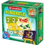Puzzle 36 piese Sa invatam Numerele