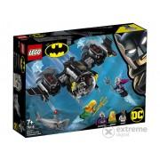 LEGO® Super Heroes - Batsubmarinul Batman și conflictul subacvatic - 76116