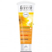 Crema protectie solara inalta FPS 30, piele sensibila - LAVERA