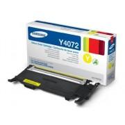 Samsung Tóner Amarillo Original SAMSUNG CLT-Y4072S Amarillo compatible con CLP-320/CLP-325/CLX-3185