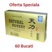 60 Cutii Natural Potent x 6