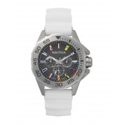 メンズ NAUTICA NAPMIA002 腕時計 ホワイト