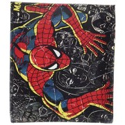 BB Designs Marvel Comics Close Up Design Spiderman Wallet