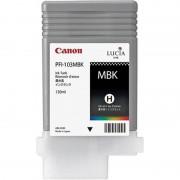 Cartus cerneala Canon PFI-103 Matte Black