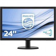 "Монитор Philips 243V5LSB5 - 23.6"" FHD LED"