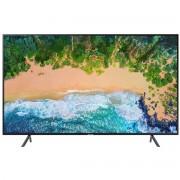 Televizor LED Samsung 55NU7102, 138 cm, Smart, 4K Ultra HD, PQI 1300, HDR, HDMI, Wi-Fi, Negru
