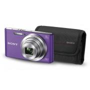 Digitalni foto-aparat Sony DSCW830, Ljubičasti