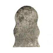 Blana artificiala Shape neagra 140x200 cm