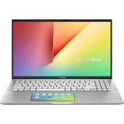 ASUS VivoBook S15 S532FL-BQ311T-BE Notebook Zilver 39,6 cm (15.6'') 1920 x 1080 Pixels Intel® 10de generatie Core™ i7 8 GB DDR4-SDRAM 512 GB SSD NVIDIA® GeForce® MX250 Wi-Fi 5 (802.11ac) Windows 10 Home