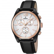 Reloj F16861/1 Blanco Festina Hombre Boyfriend Collection