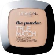 LOréal Paris L'Oréal Paris True Match Powder Foundation (Various Shades) - Beige