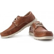 Clarks Redruth Go Corporate Casuals For Men(Brown)