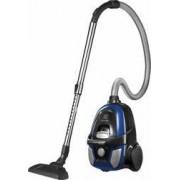 Aspirator fara sac Electrolux 650 W Clasa A Duza DustPro Negru-Albastru