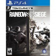 PS4 Juego Tom Clancy's Rainbow Six Siege Para PlayStation 4