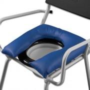 Patterson Coussin pour chaise percée