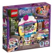 Lego Friends Olivias Cupcake-Café 41366