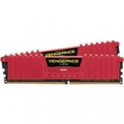 Corsair Sada RAM pro PC Corsair Vengeance® LPX Red CMK16GX4M2B3000C15R 16 GB 2 x 8 GB DDR4-RAM 3000 MHz CL15 17-17-35