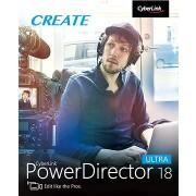 CyberLink PowerDirector 18 Ultra (elektronikus licenc)